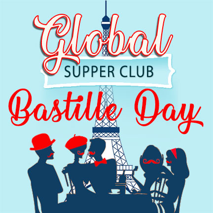 Global Supper Club Link